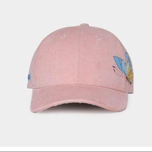 Nuzada Butterfly Hat